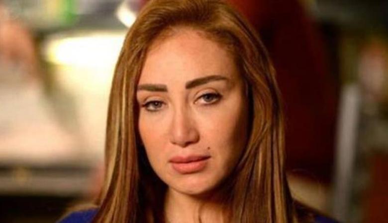 ازالة انف المذيعة المصرية ريهام سعيد بالكامل