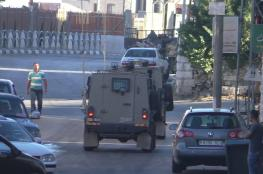 الاحتلال يعتقل 6 مواطنين من الضفة الغربية