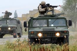 الجيش الامريكي ينتشر في شوارع القدس