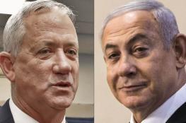 """اجتماع غانتس نتنياهو يحدد مستقبل """"اسرائيل """" اليوم"""