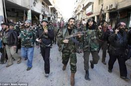 المعارضة السورية تشن هجوما كبيرا على مقربة من مدينة حماة