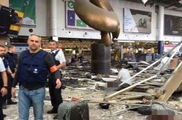 فلسطين تدين هجمات بروكسل