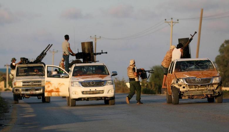 المواجهات المسلحة تتجدد في العاصمة الليبية