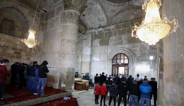 قناة عبرية : اتفاق على اغلاق مصلى الرحمة لستة شهور