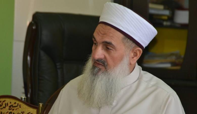 نجاة مفتي العراق من محاولة اغتيال