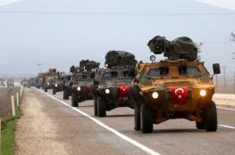"تركيا تعلن اجهاض مشروع ""ارهابي اسرائيلي """
