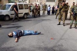 الاحتلال يعدم شابا فلسطينيا في الخليل