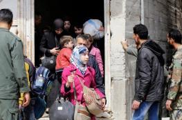 الدفاع الروسية : نحو 80 الف مدني خرجوا من الغوطة الشرقية