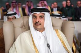 امير قطر : موقفنا ثابت وسنواصل دعم الشعب الفلسطيني