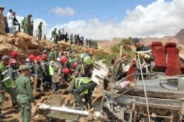 17 قتيلاً في فيضانات ضربت شرق المغرب