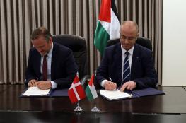الحمد لله يوقع اتفاقية مع الدنمارك بقيمة 80 مليون دولار