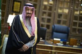 الملك سلمان يعلن تبرعه للعراق ببناء ملعب لكرة القدم