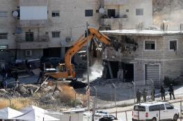الاردن يدين بشدة عملية الهدم الاسرائيلية في القدس