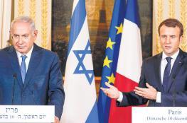فرنسا تنقل رسالة اسرائيلية لايران حول وجودها العسكري بسوريا