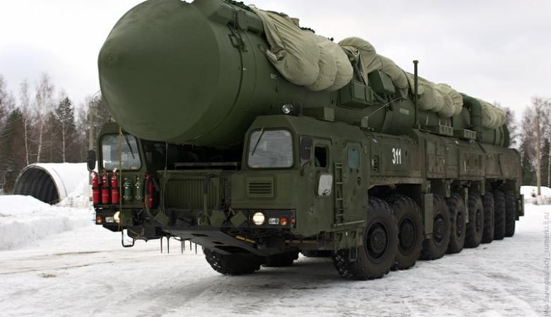 روسيا تكشف عن ملك الصواريخ