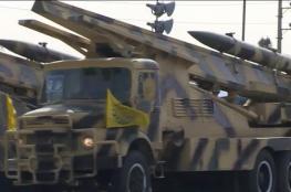 """الحرس الثوري الايراني يهاجم قواعد لتنظيم """" داعش """" شرق سوريا"""