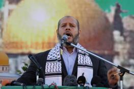الحية : الانتفاضة في الضفة ستبقى مستمرة وحطمنا غرور اسرائيل في الحرب الأخيرة