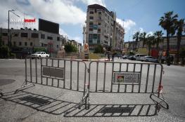 رام الله:  الشرطة تغلق مقاهي وتسحب رخص 23 سائقاً