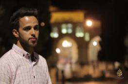فلسطيني في الأقصى لأول مرة منذ 22 عاما