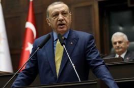 """رسالة من اردوغان الى """"كبير الخليج"""""""