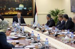 الحكومة: سيتم صرف العلاوات حال توفر الموازنات واستجابة حماس لمبادرة الرئيس