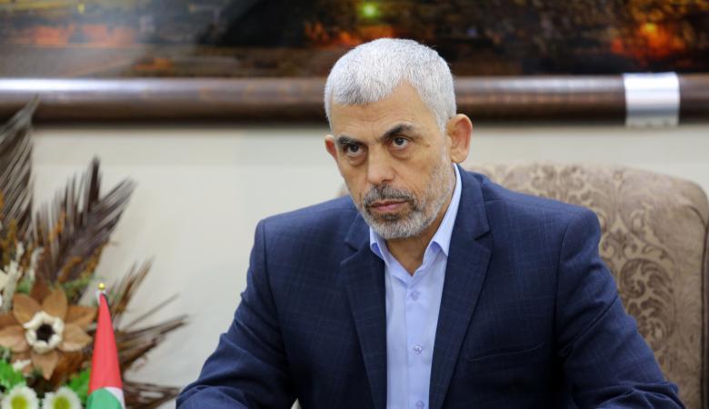 """""""اسرائيل """" : :السنوار صاحب الكلمة الأخيرة في غزة """""""