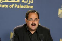 صيدم: سنواجه الخطوات الاحتلالية بصناديق الاقتراع وتحقيق الوحدة