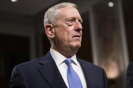 وزير الدفاع الامريكي الجديد : القدس لن تكون عاصمة اسرائيل