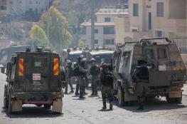 الاحتلال يقتحم البيرة وكوبر ومواجهات في بيرزيت وأبو شخيدم