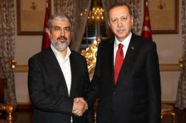 مشعل يدعو تركيا لتقديم الشهداء والاموال فداء للقدس