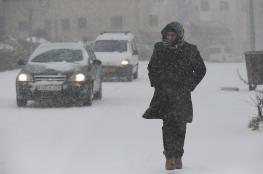 الراصد الجوي الفلسطيني ينسف التوقعات بشأن الثلوج