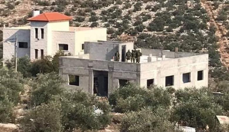 """العليا الاسرائيلية تصادق على هدم منزل المطارد """"نعالوة """""""