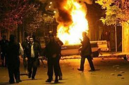 الازمة تتفاقم وارتفاع اعداد ضحايا المظاهرات في ايران
