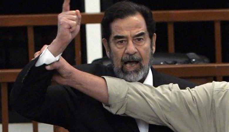 مسؤول ايراني : نحن قمنا باعدام صدام حسين المجيد