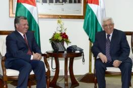 الرئيس يهاتف ملك الأردن مهنئا بذكرى الثوة العربية الكبرى واستقلال المملكة