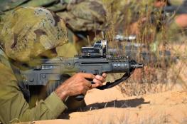 جيش الاحتلال يطور منظاراً يوضع على البنادق لرفع القدرة على قتل الفلسطينيين