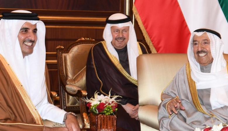 أمير قطر يزور الكويت اليوم