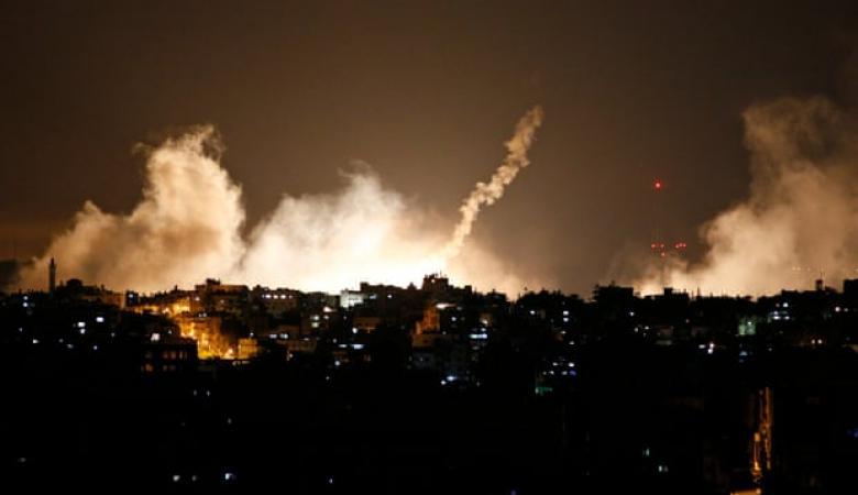 جيش الاحتلال : التهدئة في غزة تدخل حيز التنفيذ