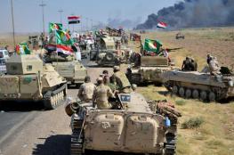 الجيش العراقي يسيطر على مناطق استراتيجية في كركوك