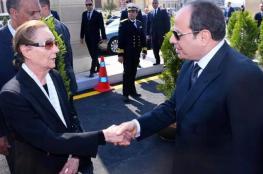 حقيقة وفاة سوزان مبارك زوجة الرئيس المصري الأسبق
