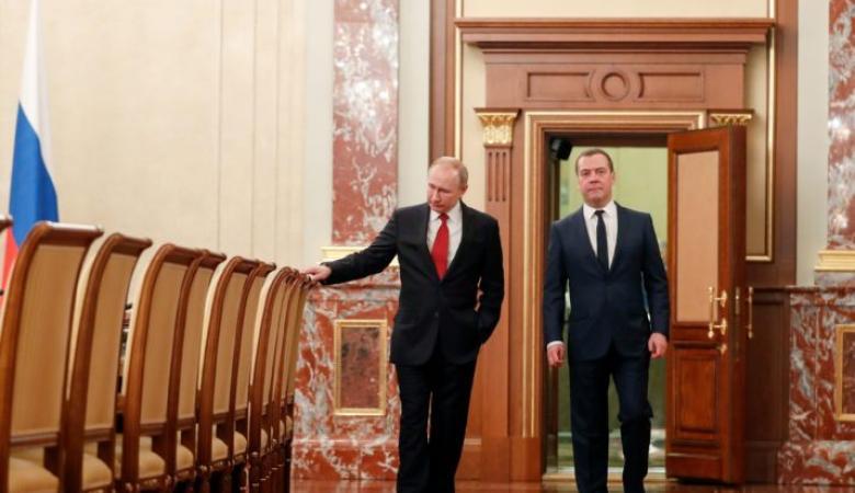 بوتين يعتزم إجراء استفتاء على تعديلات دستورية كبيرة