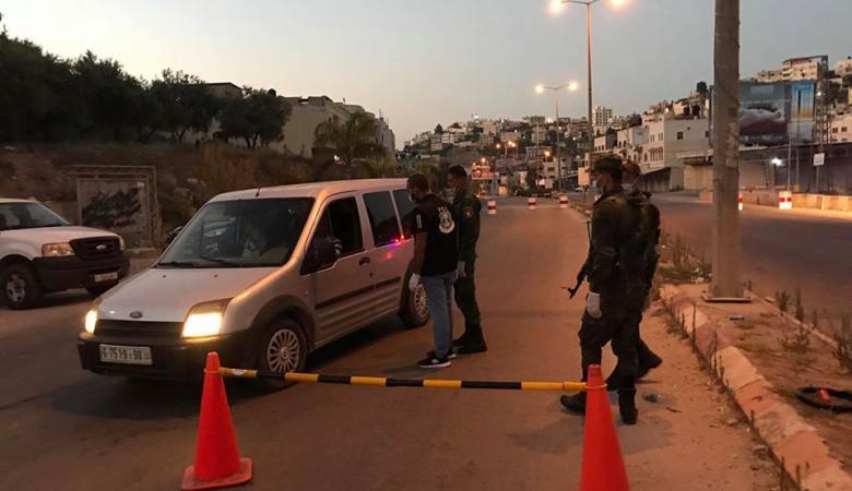 الشرطة تغلق صالات افراح ومحال تجارية ومحطات وقود لمخالفة أصحابها إجراءات السلامة