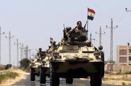 مقتل 23 جنديا مصريا بهجوم تفجيري بمدينة رفح شمال سيناء