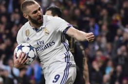 """مدريد يقلب الطاولة على نابلوي ويعاقبه بثلاثة اهداف """"فيديو """""""