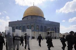 الخارجية الفلسطينية تدين اعتداءات الاحتلال على المسجد الاقصى