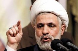 حزب الله ينتقد  وثيقة حماس ويعتبر  مقاومتها لا تنفع