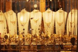 ارتفاع ملموس على اسعار الذهب