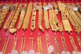 الذهب يرتفع  لأعلى سعر  في أسبوع