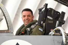 تعيين قاتل الشهيد احمد الجعبري قائدا لسلاح الجو الاسرائيلي