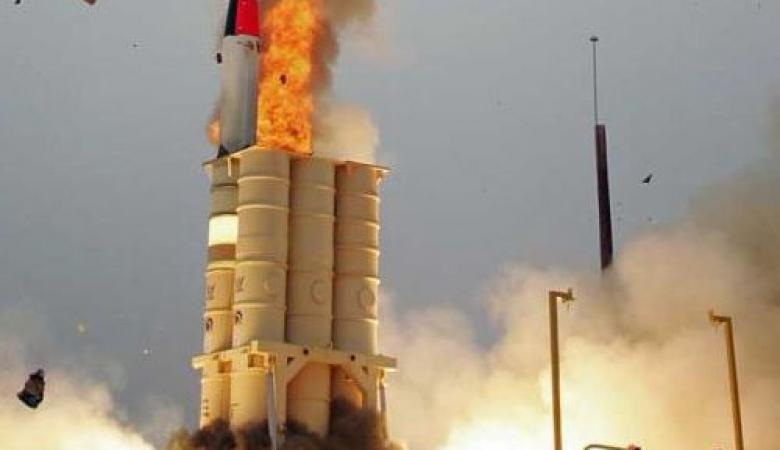 """اسرائيل تعلن فشل تجربة منظومة """"حيتس 3"""" للمرة الثانية"""